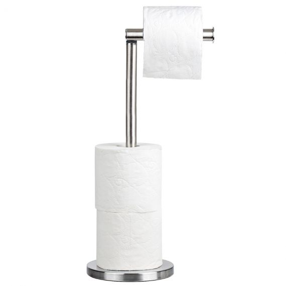 Tatkraft Kiara Free Standing Toilet Roll Holder