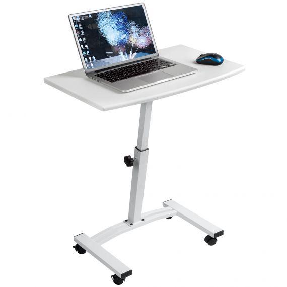 Tatkraft Cheer Adjustable Mobile Laptop Desk