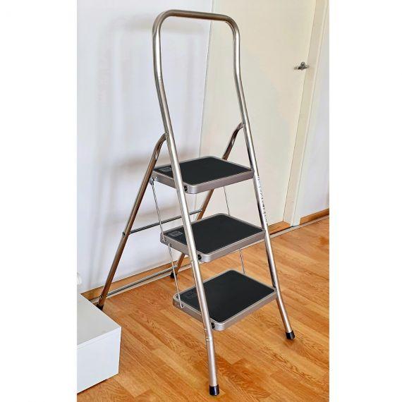 Tatkraft Hike 3 Step ladder 3 steps