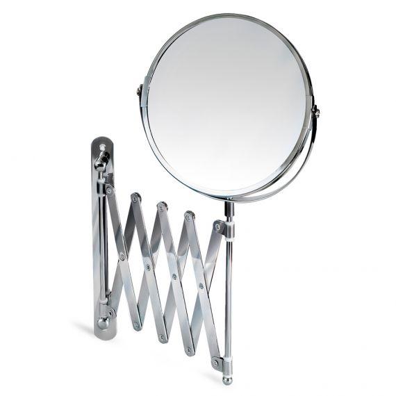 Tatkraft Aurora 2-sided Makeup Mirror, d 17 сm
