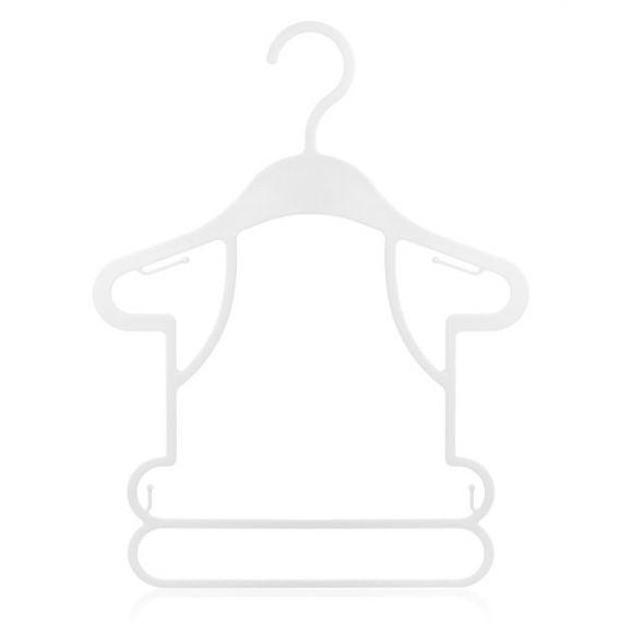 Baby & Toddler's Plastic Display Hangers -26cm
