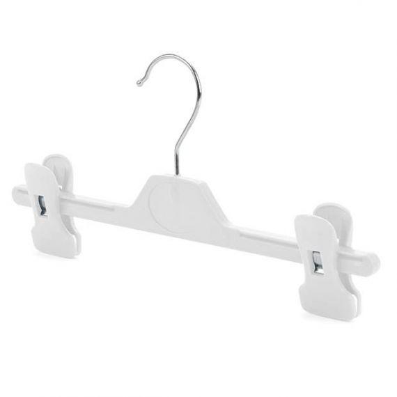 Children's Plastic Clip Hangers – 28cm