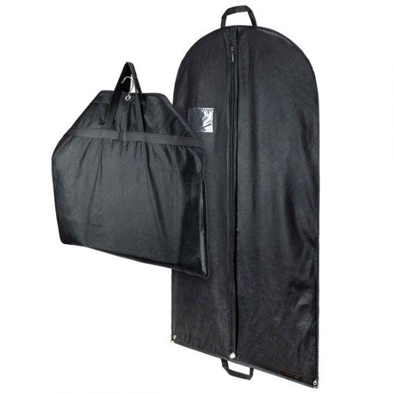 """Black Breathable Suit Carry Bag - 101cm - 40"""""""