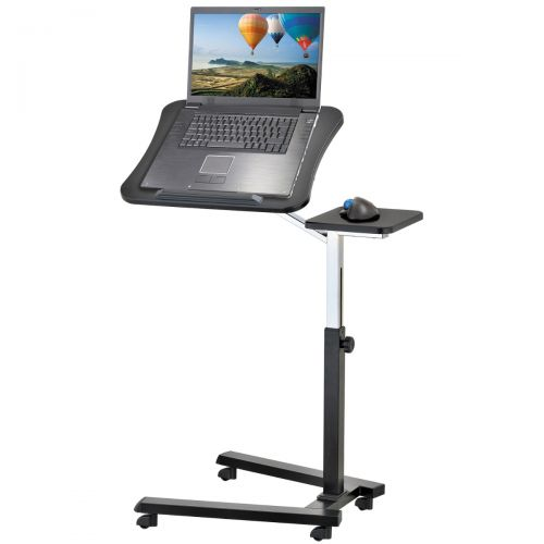 Tatkraft Joy Ergonomic Laptop Table with Mouse Board