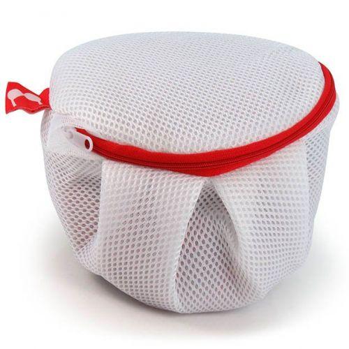 White Lingerie Laundry Bag