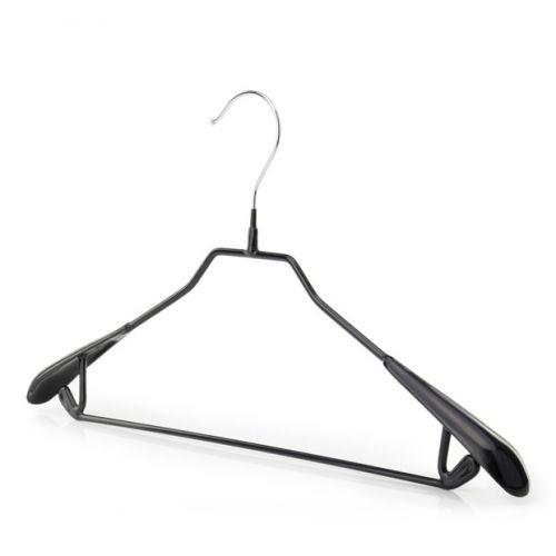 Vinyl Coated Trouser Bar Metal Hangers - 43cm