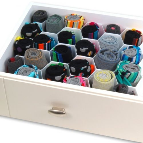 Drawer Divider Organiser Multi-Compartments