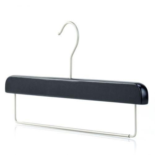 Black Wooden Trouser Hanger – 35cm