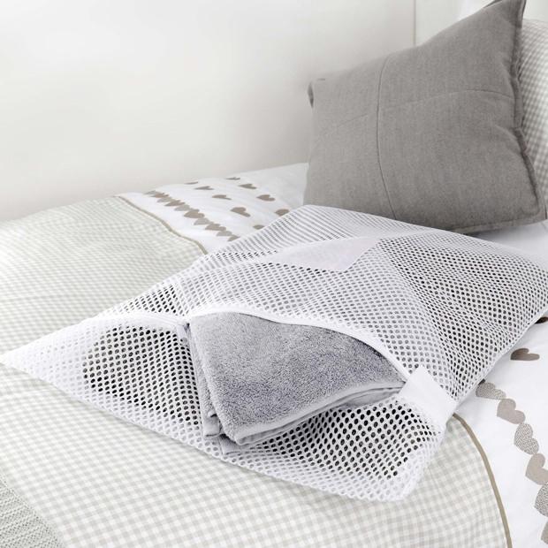 hangerworld filet linge 60cm x 45cm professionnel pour. Black Bedroom Furniture Sets. Home Design Ideas
