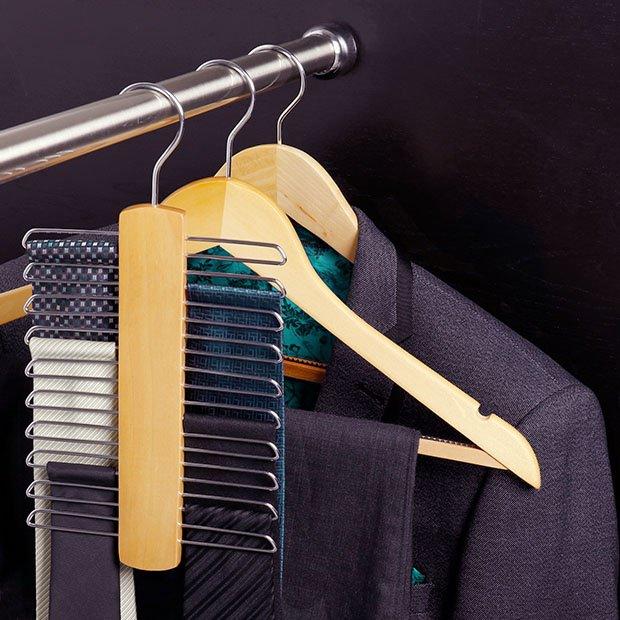 Tie Hanger Tie Organiser Hangerworld