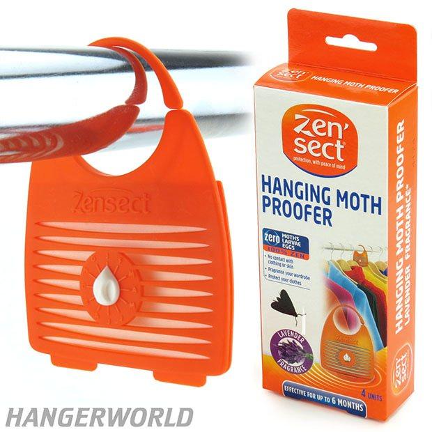 Zensect Lavender Hanging Moth Proofer Repellent