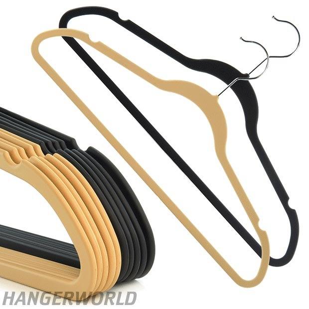 Non Slip Rubber Bar Hangers - 45cm
